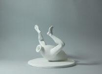 Alessandro Boezio, Vase Woman